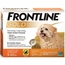 6 Month Frontline Gold for Dogs 5-22 lbs.