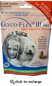 GLYCO-FLEX III MINI Canine Chews