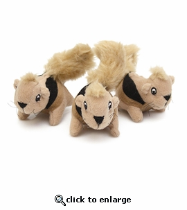 Hide-A-Squirrel Puzzle Toy for Dogs Junior