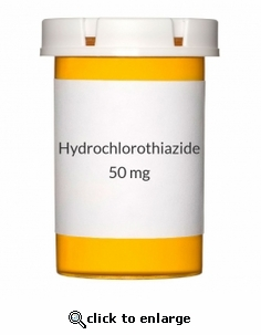 Hydrochlorothiazide 50mg Single Pill