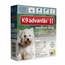 K9 ADVANTIX II Teal for dogs 11-20 lbs 4 Pack