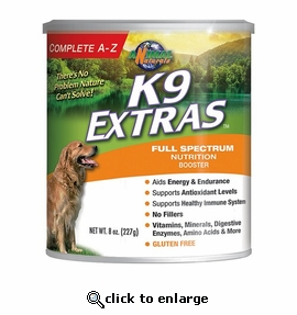K9 Extras Plus Joint Support 8oz