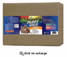 K9 Puppy Gold 30lb Kennel Pack