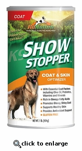 K9 Showstopper with Joint Support 1lb