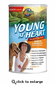 K9 Young At Heart Plus Joint Support 1 lb