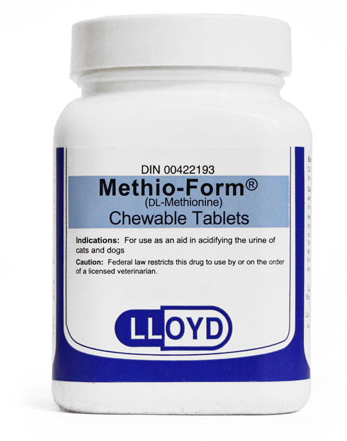 Vet-a-mix MethioForm Chewable Tablets (Rx Required) , 500...