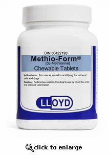 Methio-Form 500mg 50ct