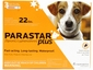 Parastar Plus for Dogs 0-22 lbs