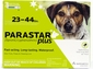 Parastar Plus for Dogs 23-44 lbs