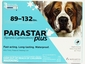 Parastar Plus for Dogs 89-132 lbs