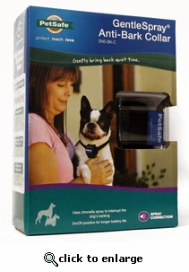 Pet Safe GentleSpray Citronella Anti-Bark Dog Collar