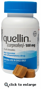 Quellin 100mg 180 chewables