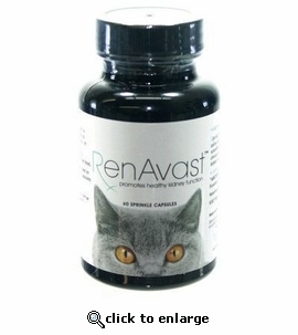 Renavast for Cats 60 Ct Capsules