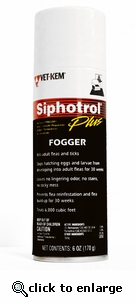 Siphotrol Plus Fogger 6oz