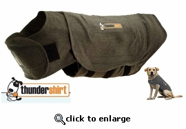 Thundershirt For Dogs (Medium) Grey