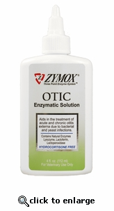 Zymox Otic Enzymatic Solution 4 oz