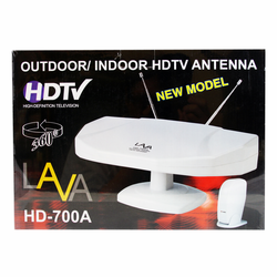 Refurbished LAVA HD-700A Indoor/Outdoor HDTV Antenna
