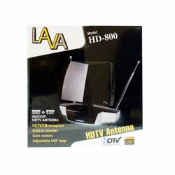 Refurbished LAVA HD-800 Indoor HDTV Antenna