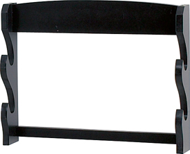 2-Tier Wall Sword Display Stand