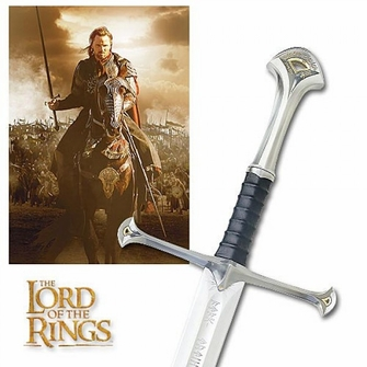 Anduril - The Sword of King Elessar - Ships Free!