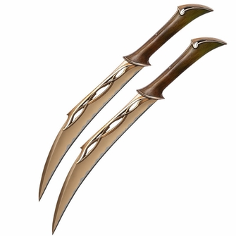 The Hobbit - Fighting Knives of Tauriel - Ships Free!