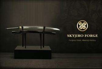 Sky Jiro The Warrior Katana - Ships Free