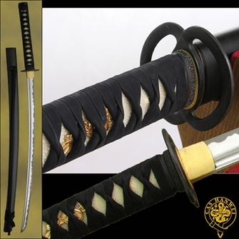 Unsharpened Practice Swords