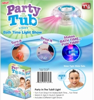 Party in the Tub - Watch It, Spin It, Dunk It, Splash It!