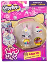 Shopkins Wild Style Shoppets asst style