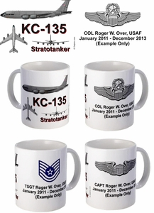 KC-135R Wings Mug
