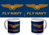 NFO Wings Blue Mug