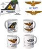 "VA-115 ""Arabs/Eagles"" A-6 Intruder Mug"