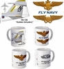 "VA-128 ""Golden Intruders"" A-6 Intruder Mug"