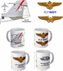 "VA-176 ""Thunderbolts"" A-6 Intruder Mug"