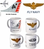 "VA-304 ""Firebirds"" A-7 Corsair II Mug"
