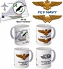 "VA-35 ""Black Panthers"" A-6 Intruder Mug"