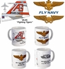 "VA-65 ""Fighting Tigers"" A-6 Intruder Mug"