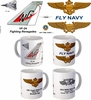 "VF-24 ""Fighting Renegades"" F-14 Tomcat Mug"