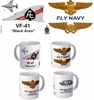 "VF-41 ""Black Aces"" F-4 Phantom II Mug"