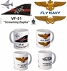 "VF-51 ""Screaming Eagles"" F-4 Phantom II Mug"