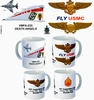"VMFA-235 ""Death Angels"" F-4 Phantom II Mug"