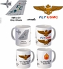 "VMFA-531 ""Grey Ghosts"" F/A-18 Hornet Mug"