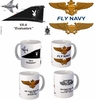 "VX-4 ""Evaluators"" F-4 Phantom II Mug"