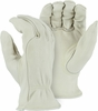 1510K  PREMIUM A GRADE UNLINED TOP GRAIN COWHIDE KEVLAR SEWN DRIVERS STYLE WORK GLOVES