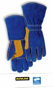 "1514BLT HEATSHIELD&#174 FIRE RETARDANT WELDERS GLOVES<FONT COLOR=""000000"">"