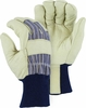 1521 TOUGH GRAIN PIGSKIN WINTER LINED WORK GLOVES<BR>CLOSEOUT PRICE $6.99