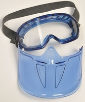 18629 JACKSON SAFETY* V90 ANTI-FOG GOGGLES W/REMOVABLE SHIELD