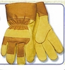 1958 WATERPROOF AND WINTER HEATKEEP&#174 LINED PIGSKIN WORK GLOVES SIZE LARGE CLOSEOUT PRICE $9.99
