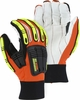 """21262HO KNUCKLEHEAD """"DRILLER"""" X10 W/TPR HAND & FINGER IMPACT SHOCK PROTECTION GLOVES<BR>CLOSEOUT PRICE $11.99"""