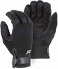 2137BKF ARMOR SKIN&#153 WINTER HAWK SYNTHETIC LEATHER FLEECE LINED MECHANICS GLOVES